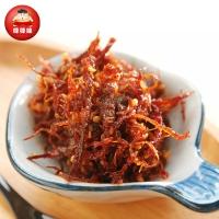 【悦果汇】灯影牛肉丝80gx4袋小吃零食四川特产麻辣牛肉干
