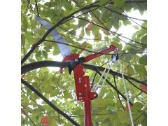 开拓台湾制造 高空剪锯两用 园艺修枝剪 可伸缩高枝剪3.6米